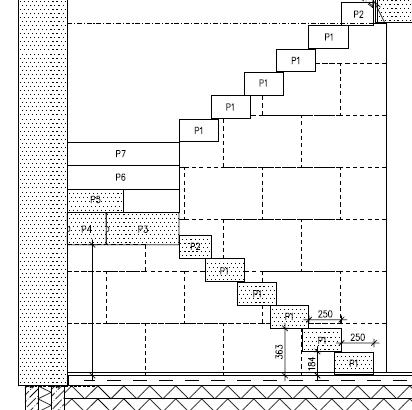 Joonis 1. Alt suletud trepi näidis.